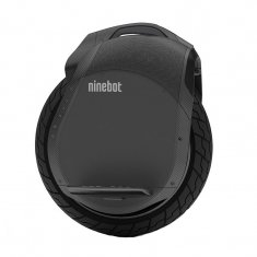 Моноколесо Ninebot One Z8 (862 Wh) черное, вид сбоку